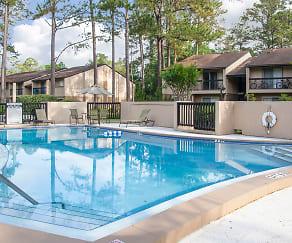 Pool, Pinetree Gardens