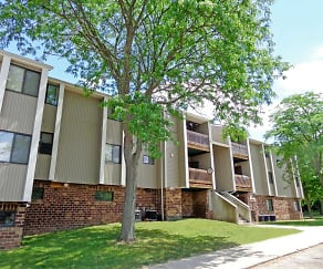 Building, Village of Kalamazoo Apartments