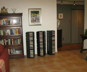 Living Room, 1400 Ocean Dr. #101A