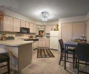Kitchen, Centennial Valley I/II