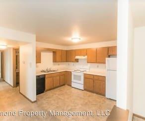 Kitchen, Southview Park Apartments
