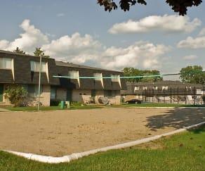 Recreation Area, Briarcliffe