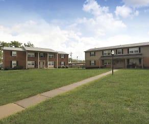 Building, Apartment Village