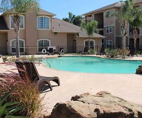 Pool, Island Villa
