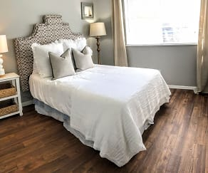 Bedroom, Marrington Village