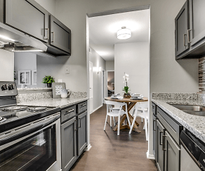 Kitchen, The Quinn at Westchase