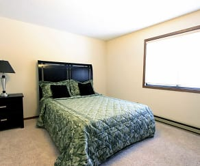 Bedroom, Meadow Wood