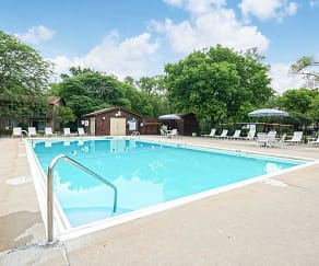 Pool, Westmore Apartments