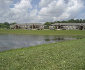 Building, Polo Springs Apartments