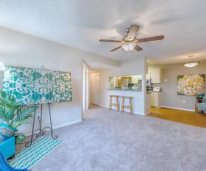 Living Room, Carrington Lane