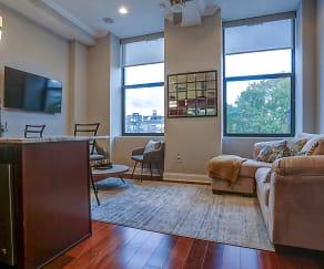 Living Room, Umbrella Building