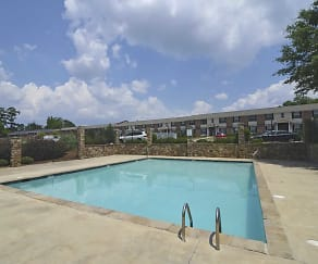 Pool, Serenity Apartments at Columbus