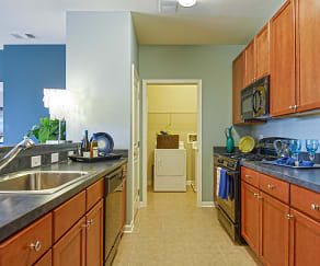 Kitchen, 100 Park at Wyomissing Square