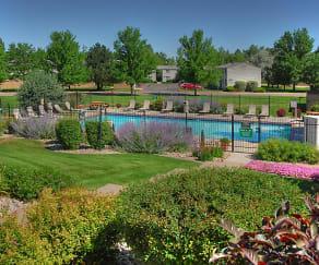 Pool, Heritage Park