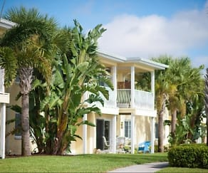 Building, Snell Isle Luxury Apartment Homes