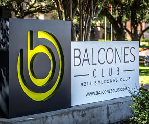 Balcones Club Apartments