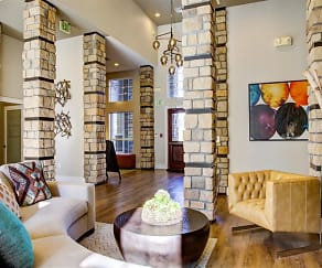 Living Room, The Ridge at Lowry