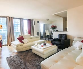 Living Room, The Seasons