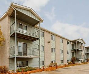 Building, Greystone Manor Apartments