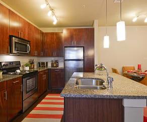 Kitchen, 1800 Broadway