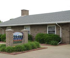 Building, Horizon Homes Retirement Community