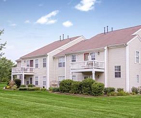Building, Larkin Creek Luxury Apartments