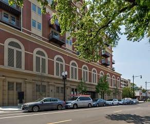 Building, 1323 W. Morse LLC