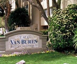 Community Signage, The Van Buren