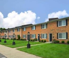 Building, Symmes Apartments