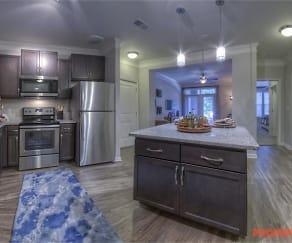 Kitchen, Crest at Laurel Canyon
