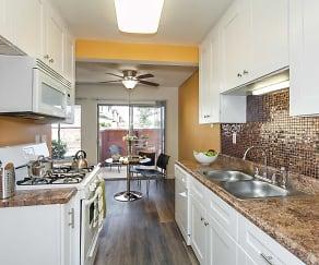 Kitchen, California Villages in West Covina