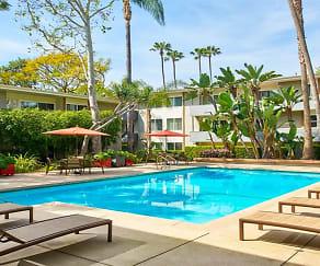 West Park Village, Westwood, CA