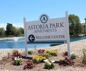 Astoria Park, Ben Davis Ninth Grade Center, Indianapolis, IN