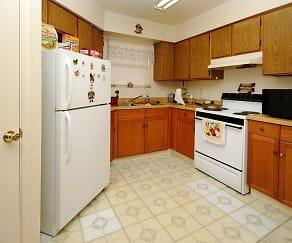 Kitchen, Sandia Vista