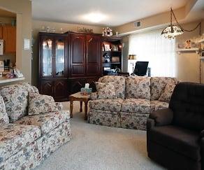 Living Room, River Oak Heights