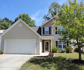 6844 Parkers Crossing Drive, Hickory Ridge, Charlotte, NC