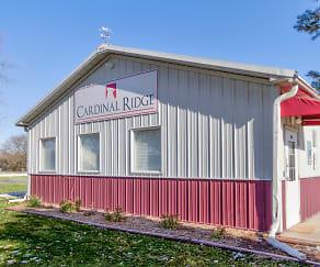 Building, Cardinal Ridge