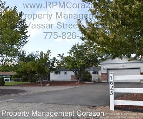 7625 Hillview Drive, Golden Valley, Reno, NV
