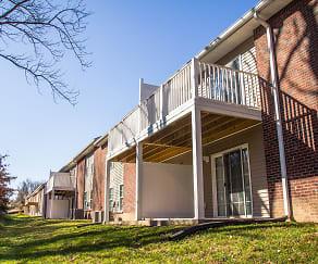 Building, Austin Park Verde