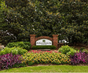 Community Signage, The Retreat at Peachtree City