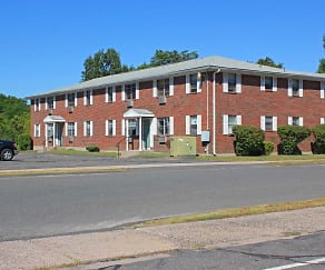 Building, Pine Brook Terrace Apartments