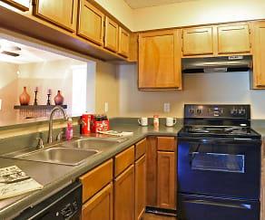 Kitchen, Austin Pointe