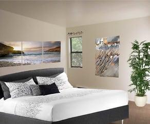Bedroom, Willow Ridge Apartments