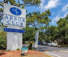Community Signage, Arbor Club