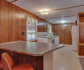 Dining Room, 1535 Rosedale Lane, Unit 5