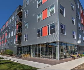 Building, Stitchweld Apartments