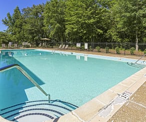 Pool, Carriage Place Condominiums