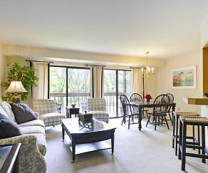 Living Room, Wintergreen