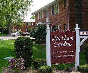 Landscaping, Wickham Gardens Condominiums