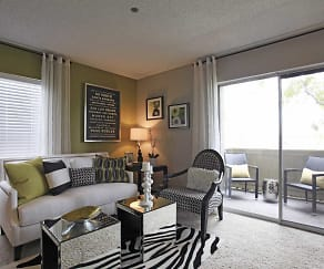 Living Room, The Hills Of Corona